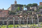 římské fórum, Řím