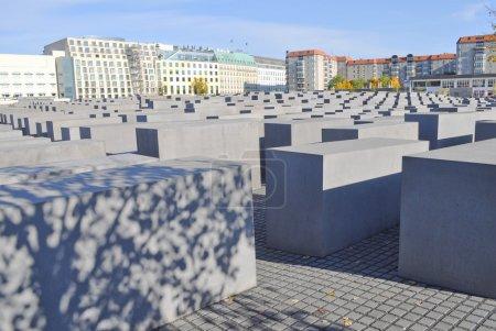Mémorial de l'Holocauste, berlin