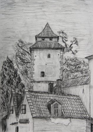 Башня железная дева