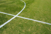 Lines of a Soccer Field