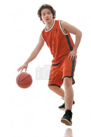 High-school basketball