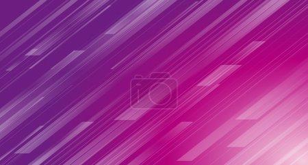 Fond violet - Lignes de direction diagonales