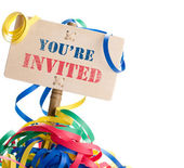 You are invited