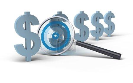 Focus on price - dollar