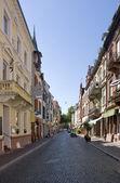 Freiburg im Breisgau in sunny ambiance