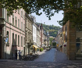 Freiburg im Breisgau street scenery