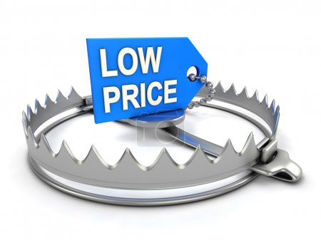 Low price danger