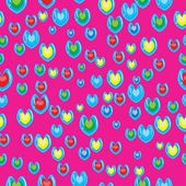 Abstraktní vzor srdce
