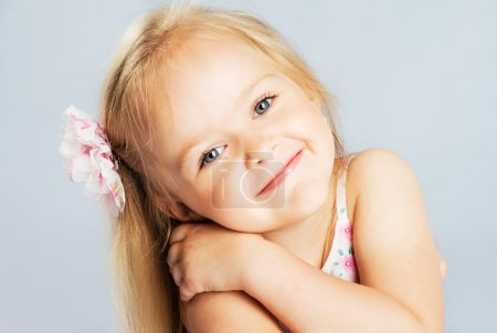 Photo for Cute little girl - Royalty Free Image