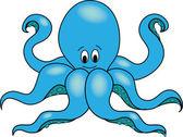 Klip umění ilustrace kreslené chobotnice
