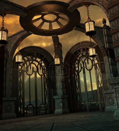 Lugares de fantasía 1