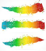 3 Abstract Colorful Backgrounds