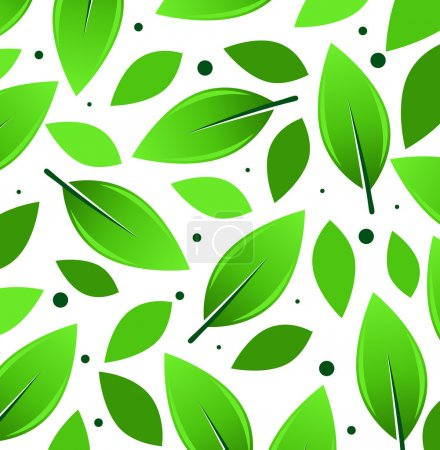 Leaves Pattern Illustration