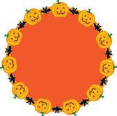 Jack O Lantern Wreath