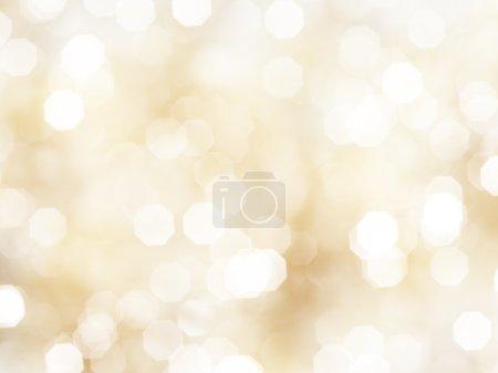 Foto de Sparkle - fondo hermoso brillante en colores champagne suaves - Imagen libre de derechos