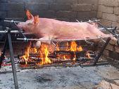 """Постер, картина, фотообои """"Хороший свинина медленно приготовленное"""""""