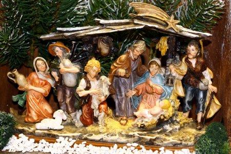 Photo pour Marie et joseph et la naissance de Jésus à Noël 015 - image libre de droit