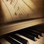 Постер, плакат: Piano elegance