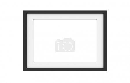 Photo for Picture frame - Royalty Free Image