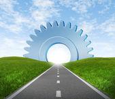 Cesta k úspěchu firmy