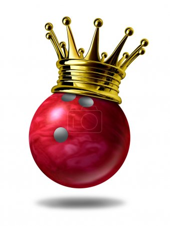 Bowling king champion
