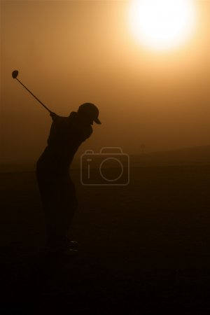 Golden Golfer