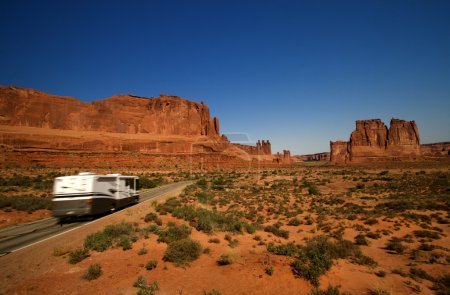 Vacation Travel Arches NP