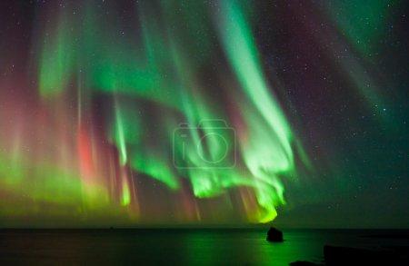 The Northern Lights Aurora
