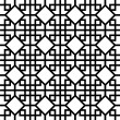 Vector Chinese Pattern on white background....