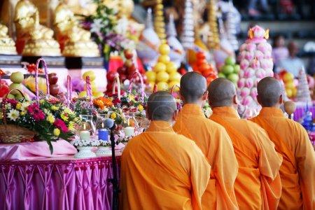 Holy Monks