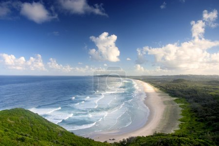 Photo for View from the top of Byron Bay, Australia - Royalty Free Image