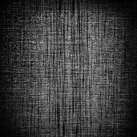 Foto de Lienzo negro grunge - Imagen libre de derechos