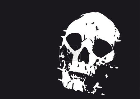 ludzkiej czaszki