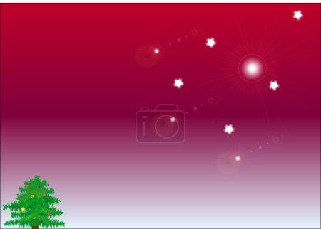 Photo for Fond de noël avec des étoiles - Royalty Free Image