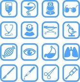 Medical and healthcare vector icons part 2