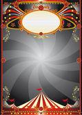Circus black background