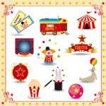 Fun circus icons for you...