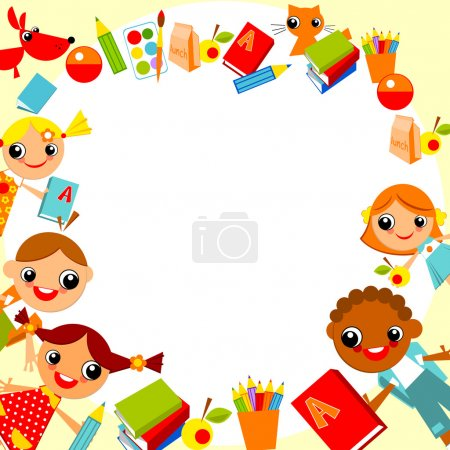 Children's background