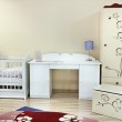 New Wonderful Room with abstract interior for Small Boy