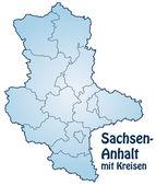 Sasko-Anhaltsko s kruhy