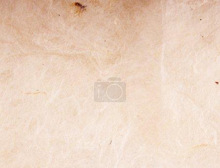 Photo pour Texture détaillée du papier recyclé fait main - image libre de droit