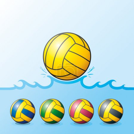Water Polo ball Set