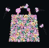 Flower bag