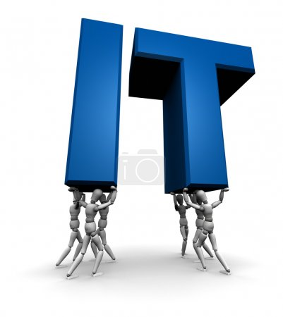 Team of Lifting IT (Information Technology)