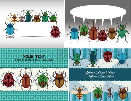 Bug card...