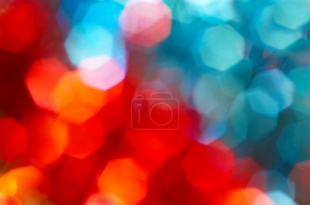 Color Light Blurs #3