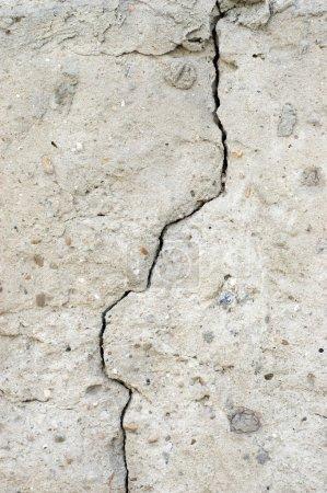 Photo pour Surface terxturée de mur de Limesone, également appropriée pour employer comme carte de déplacement ou toile de fond - image libre de droit